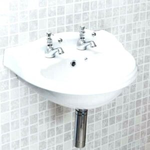 Mounted Pedestal basin